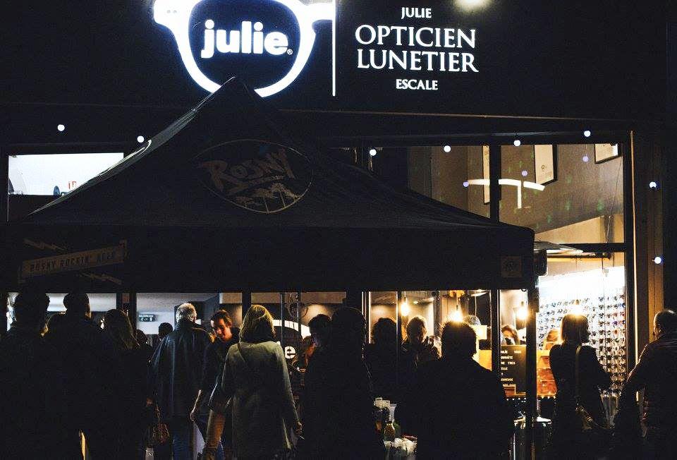 Évènement où Julie Opticien Lunetier a fait appel à Rosny Beer pour fournir l'évènement en bière et en tireuse.